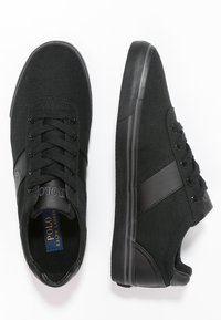 Polo Ralph Lauren - HANFORD - Sneakers - black/charcoal - 1