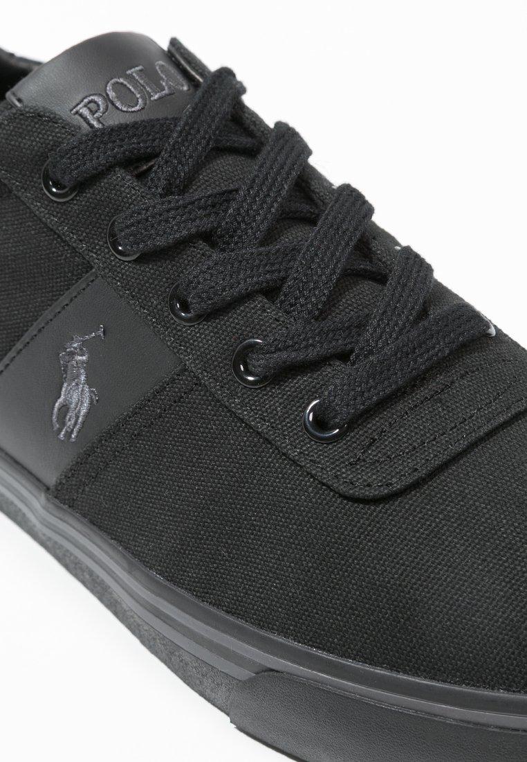 Polo Ralph Lauren HANFORD - Baskets basses - black/charcoal