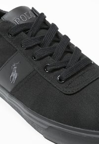 Polo Ralph Lauren - HANFORD - Sneakers - black/charcoal - 5