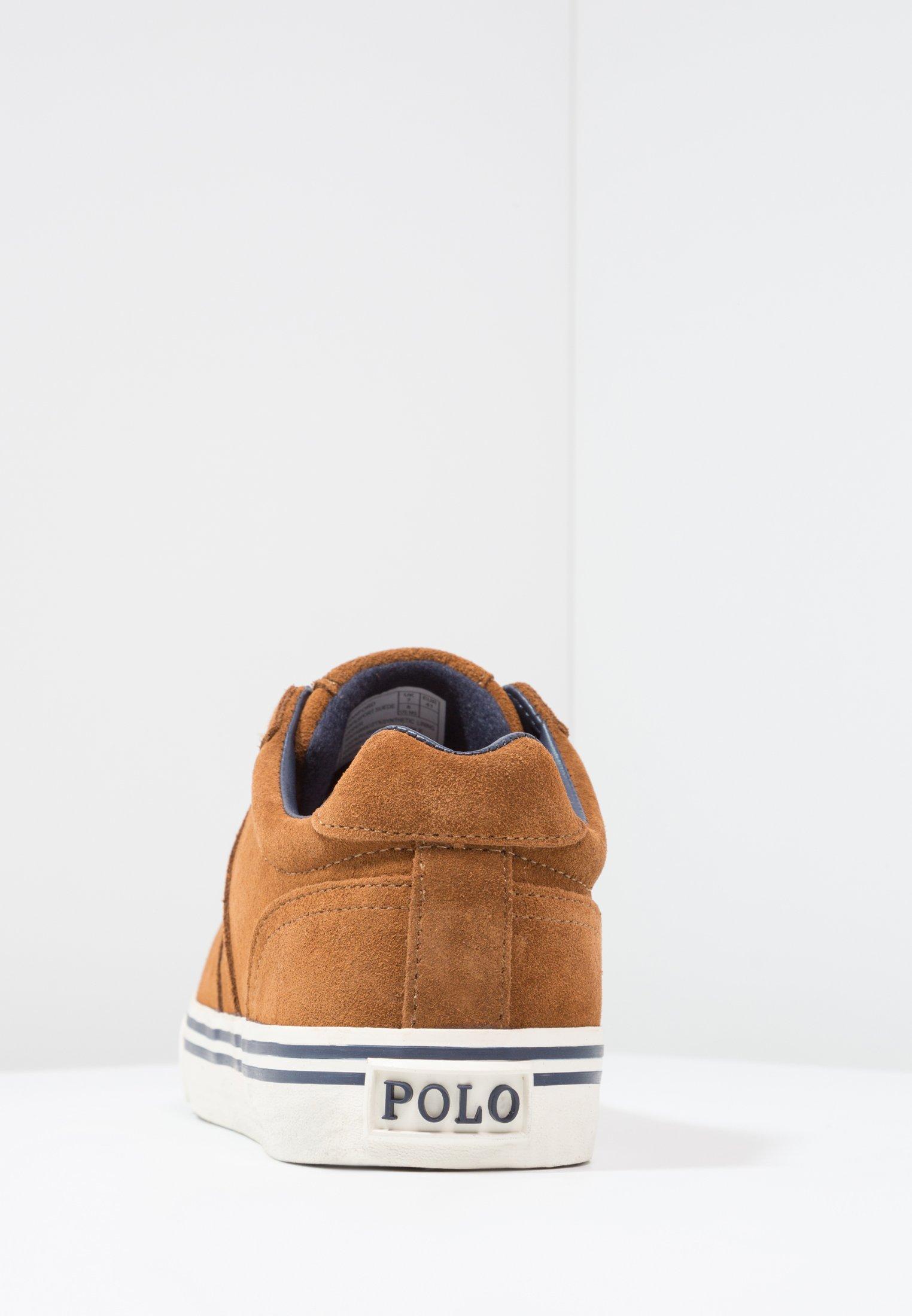 Polo Ralph Lauren HANFORD - Baskets basses - new snuff