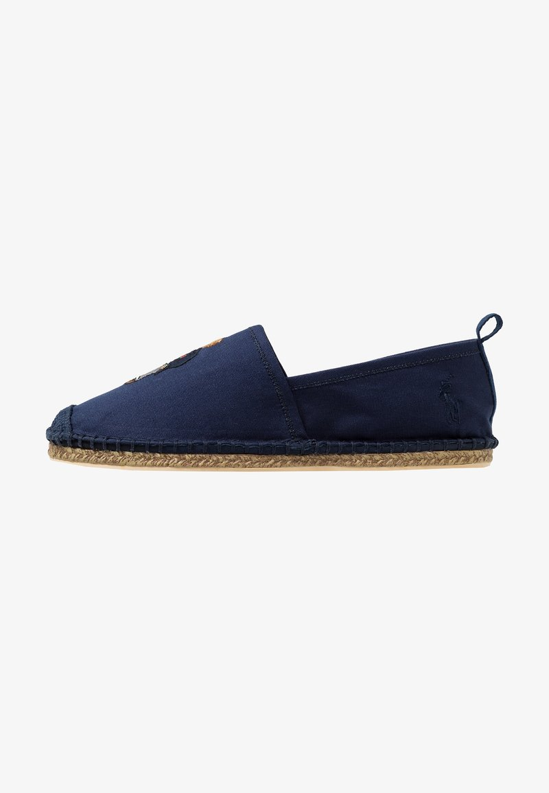 Polo Ralph Lauren - BEAR BARRON - Slip-ons - newport navy