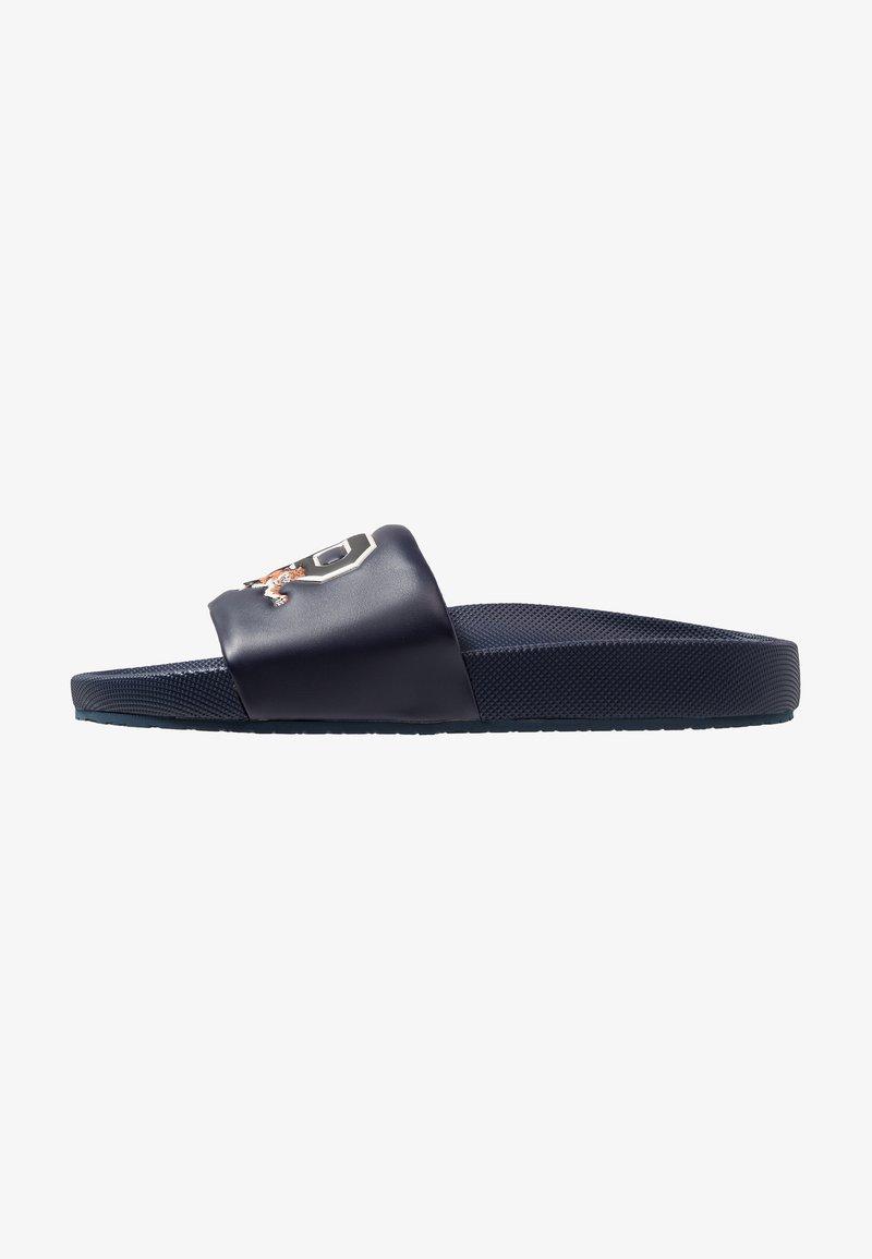 Polo Ralph Lauren - TIGER CAYSON - Pantolette flach - navy