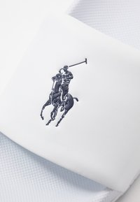 Polo Ralph Lauren - CAYSON - Mules - white/navy - 5
