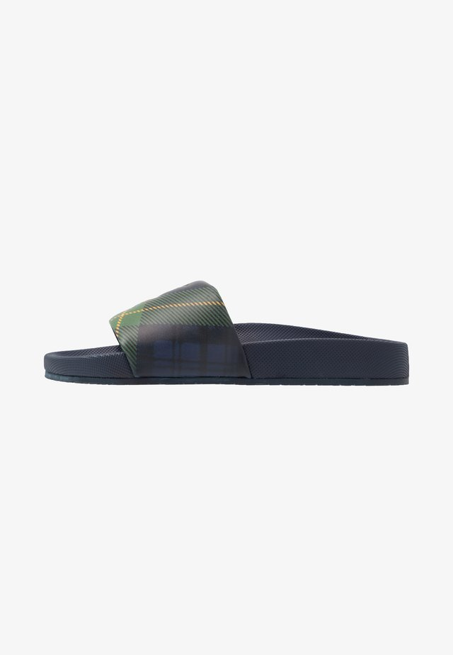CAYSON CASUAL - Pantofle - newport navy