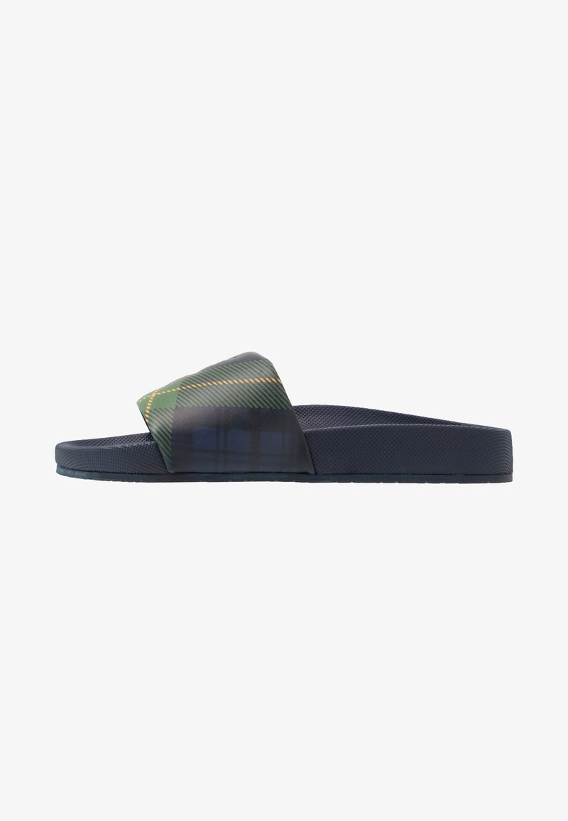 Polo Ralph Lauren - CAYSON CASUAL - Pantolette flach - newport navy