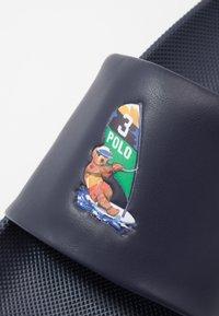 Polo Ralph Lauren - CAYSON - Slip-ins - navy - 5