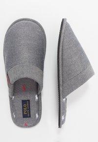 Polo Ralph Lauren - SUMMIT SCUFF - Pantuflas - grey - 1