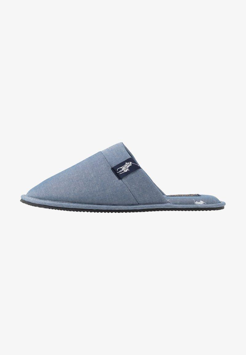 Polo Ralph Lauren - SUMMIT SCUFF - Pantuflas - blue