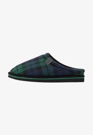 JACQUE SCUFF - Slippers - green