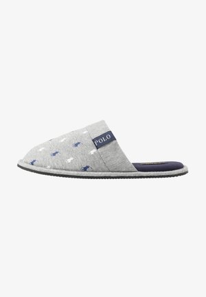SUMMIT SCUFF - Pantuflas - grey