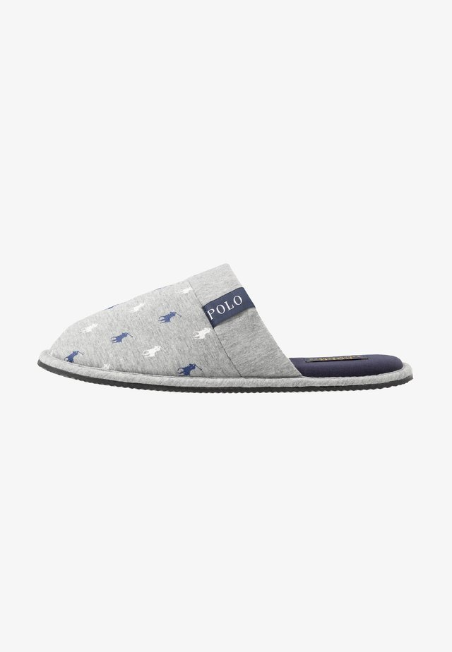 SUMMIT SCUFF - Slippers - grey