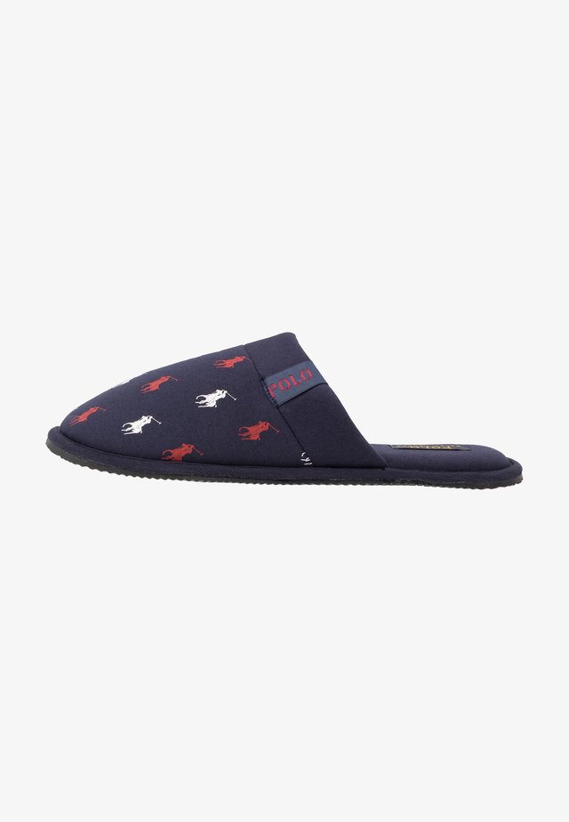 SUMMIT SCUFF - Slippers - navy