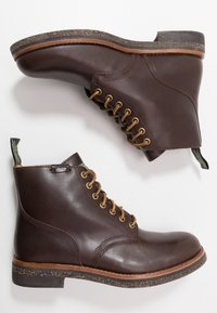 Polo Ralph Lauren - Lace-up ankle boots - brown - 1