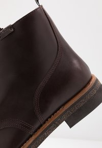 Polo Ralph Lauren - Lace-up ankle boots - brown - 5