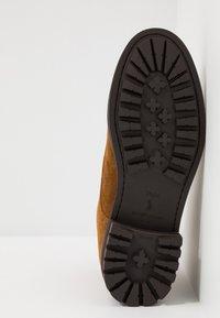 Polo Ralph Lauren - BRYSON BOOT - Bottines à lacets - snuff - 4
