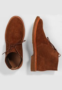 Polo Ralph Lauren - RESIN BACK KARLYLE - Chaussures à lacets - new snuff - 1