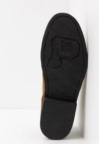 Polo Ralph Lauren - TALAN CHUKKA - Volnočasové šněrovací boty - desert tan - 4