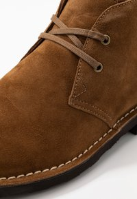 Polo Ralph Lauren - TALAN CHUKKA - Volnočasové šněrovací boty - desert tan - 5