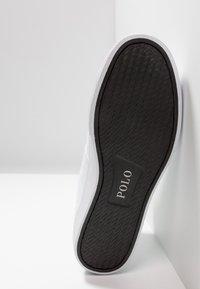 Polo Ralph Lauren - SHAW - Sneakers alte - white - 4