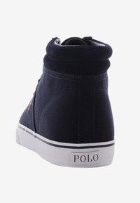 Polo Ralph Lauren - SHAW - Sneakers hoog - aviator navy - 3