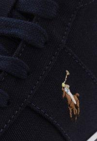 Polo Ralph Lauren - SHAW - Sneakers hoog - aviator navy - 5