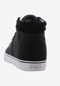 Polo Ralph Lauren - SHAW - High-top trainers - black - 3