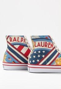 Polo Ralph Lauren - CHARIOTS SOLOMON - Vysoké tenisky - multicolor - 5
