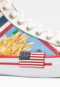 Polo Ralph Lauren - CHARIOTS SOLOMON - Vysoké tenisky - multicolor - 6