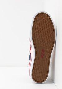 Polo Ralph Lauren - CHARIOTS SOLOMON - Vysoké tenisky - multicolor - 4