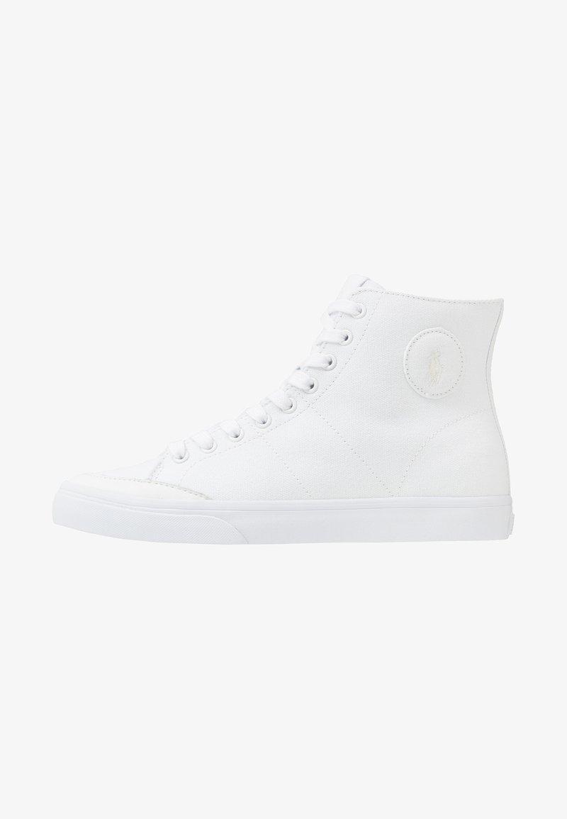 Polo Ralph Lauren - SOLOMON - Höga sneakers - white