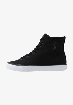 SOLOMON - High-top trainers - black
