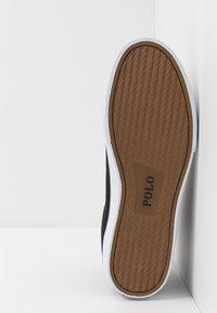Polo Ralph Lauren - SOLOMON - Zapatillas altas - black - 4