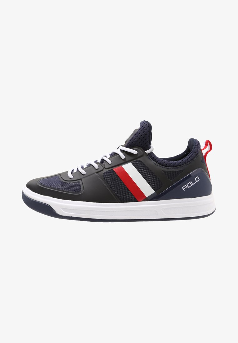 Polo Ralph Lauren - COURT - Sneaker low - french navy/white