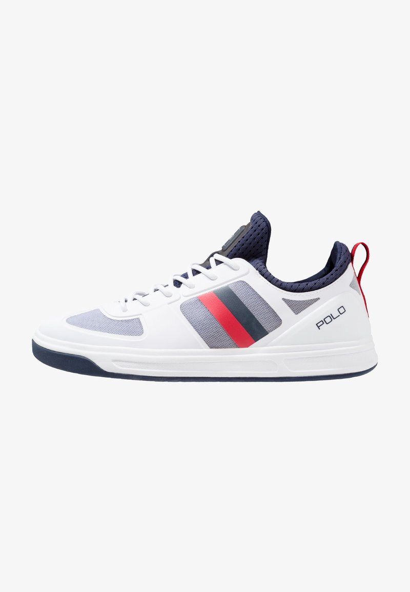 Polo Ralph Lauren - COURT - Trainers - pure white/french