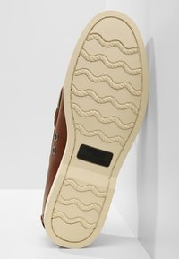 Polo Ralph Lauren - MERTON - Sejlersko - deep saddle tan - 4