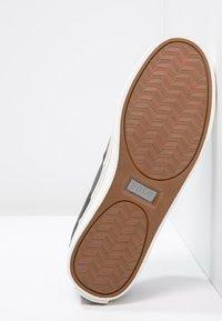 Polo Ralph Lauren - HANFORD - Sneakers - dark carb grey - 4