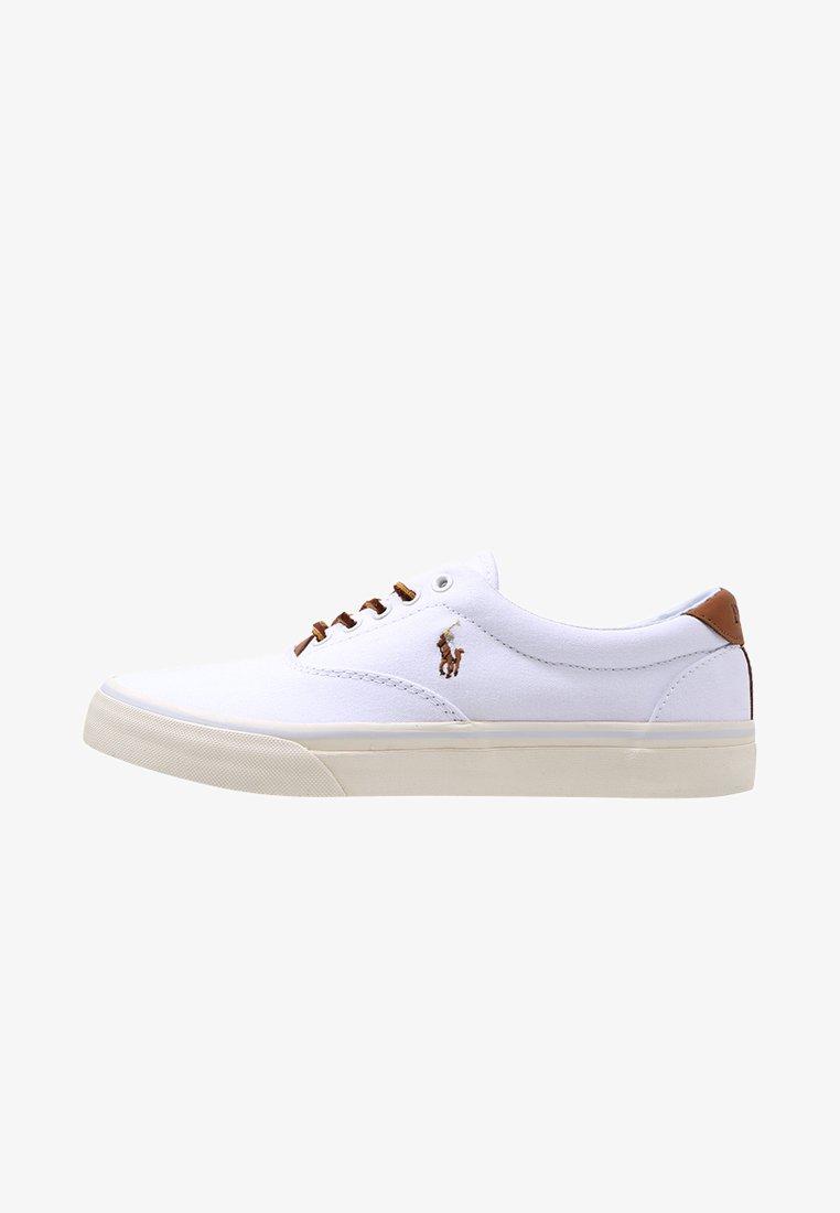 Polo Ralph Lauren - THORTON - Baskets basses - white