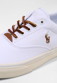 Polo Ralph Lauren - THORTON - Sneakers - white - 5