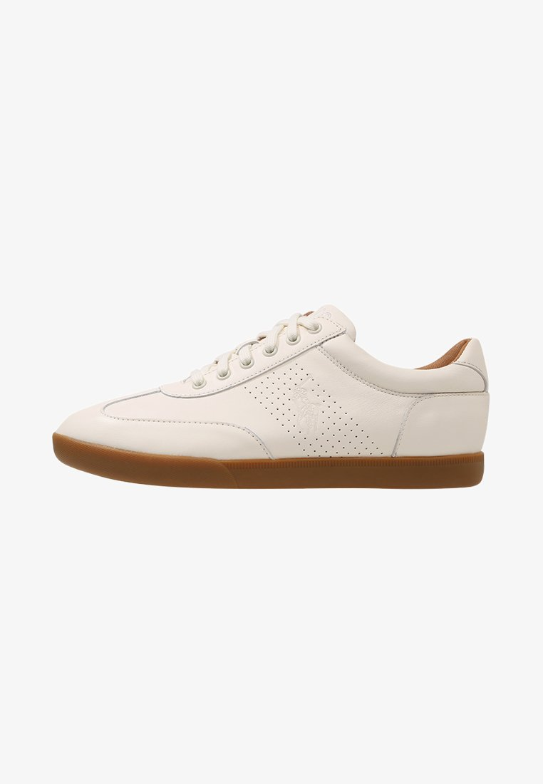 Polo Ralph Lauren - SUPERSOFT CADOC - Sneaker low - artist cream