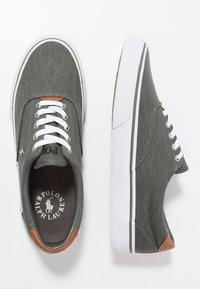 Polo Ralph Lauren - THORTON - Sneaker low - black - 1