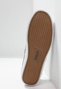Polo Ralph Lauren - THORTON - Sneaker low - black - 4