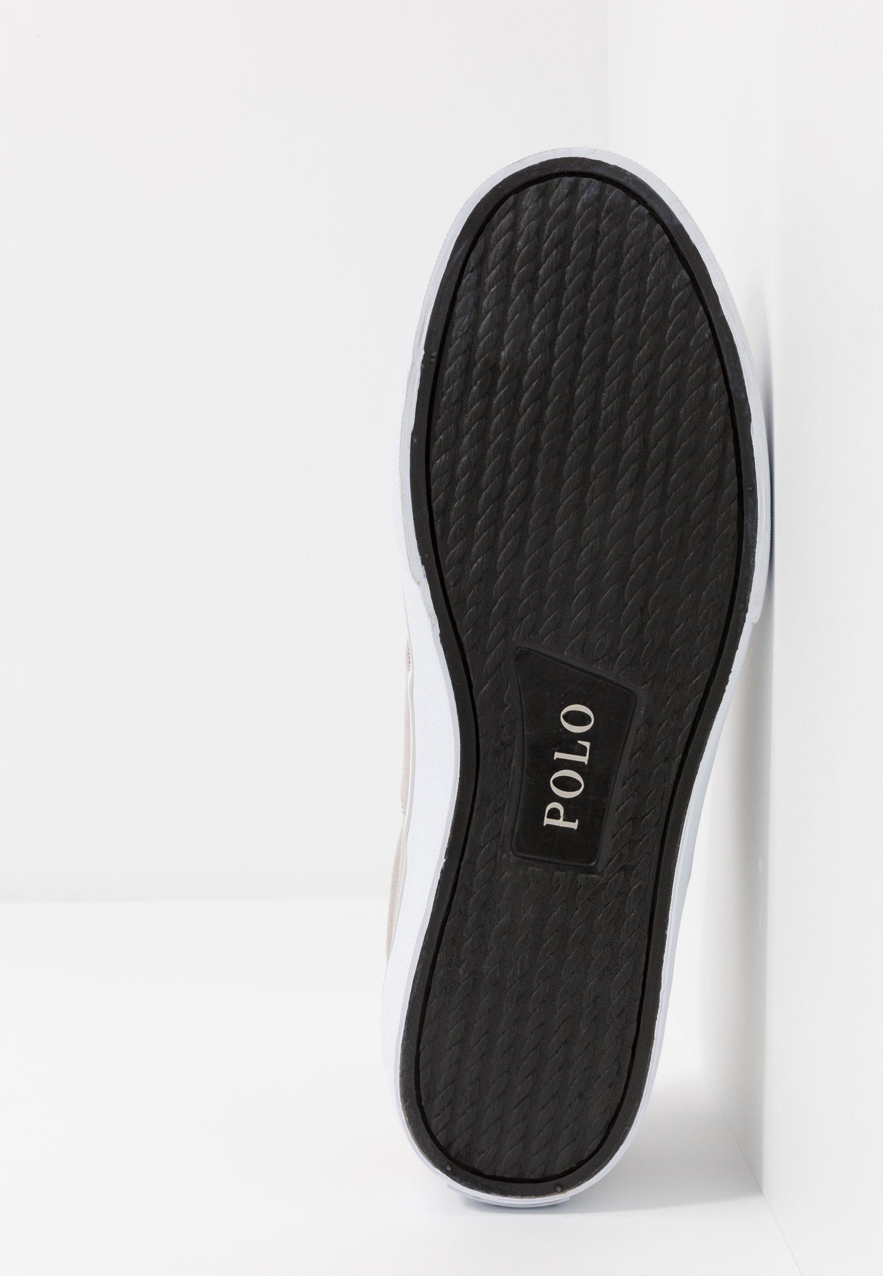 Polo Ralph Lauren SAYER - Sneakersy niskie - soft grey