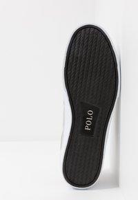 Polo Ralph Lauren - SAYER - Sneakers - soft grey - 4
