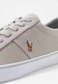 Polo Ralph Lauren - SAYER - Sneakers - soft grey - 6