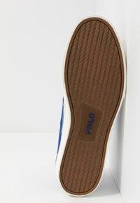 Polo Ralph Lauren - SAYER - Sneakers - heritage royal - 4