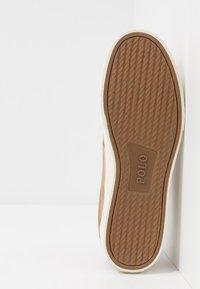 Polo Ralph Lauren - SAYER - Sneaker low - regiment khaki - 4