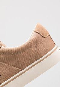 Polo Ralph Lauren - SAYER - Sneaker low - regiment khaki - 5