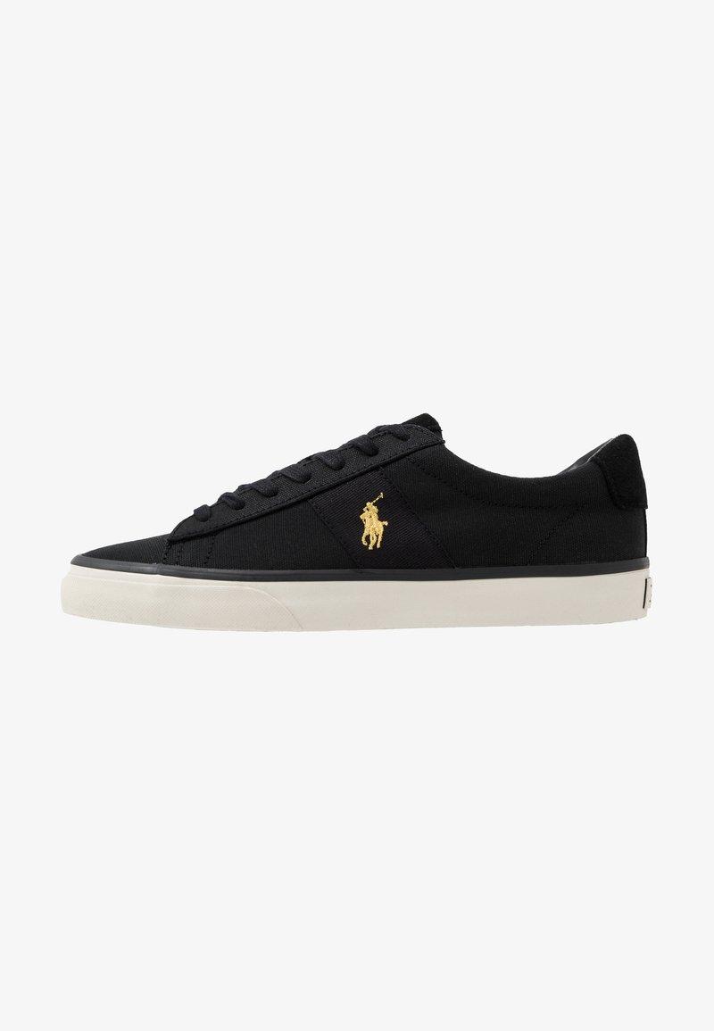Polo Ralph Lauren - SAYER - Sneakers laag - black/gold