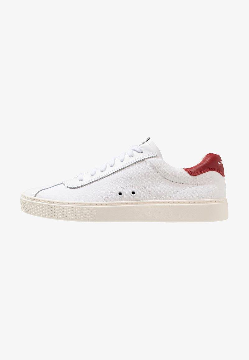 Polo Ralph Lauren - COURT - Joggesko - white/red