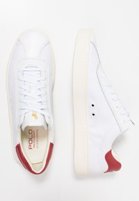 Polo Ralph Lauren - COURT - Joggesko - white/red - 1